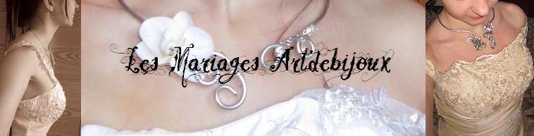 Titre les mariages Artdebijoux