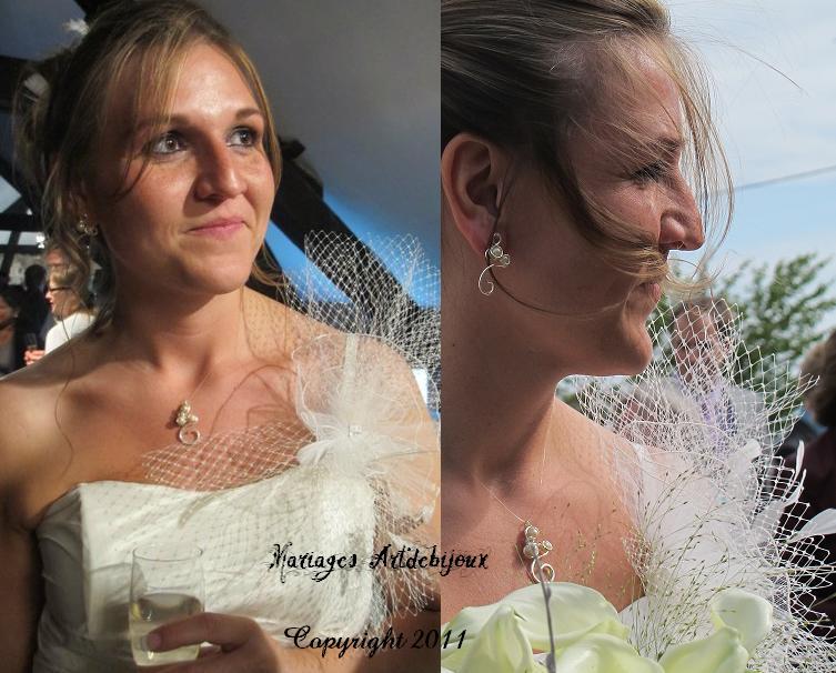 Les mariages Artdebijoux Sylvie 2